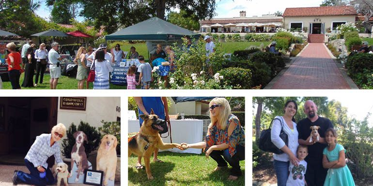 A Helping Paw- Coldwell Banker Adoption Event Helps Reunite Pup with Family