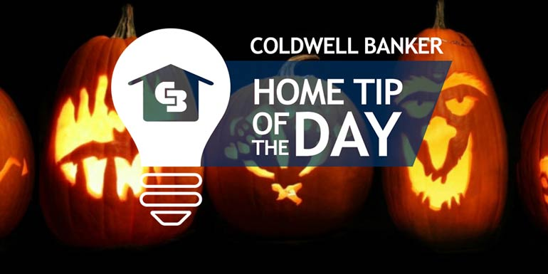 Home Tip of the Day: Make your Jack-o-Lantern Last