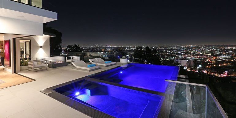 Home of the Week: Hollywood Hills Stunner