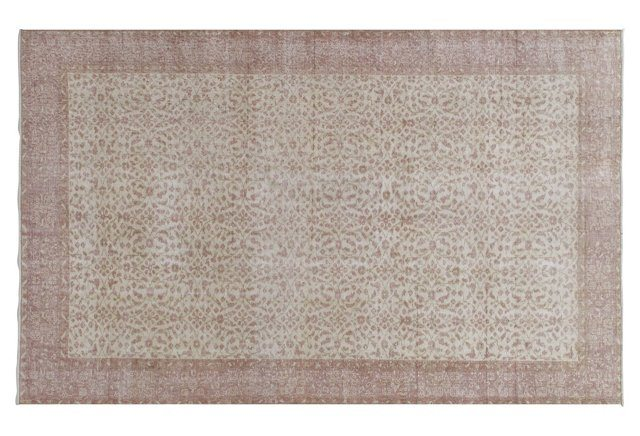 Turkish Knotted Rug