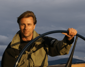 Bruce Wallin, travel editorial director for Robb Report
