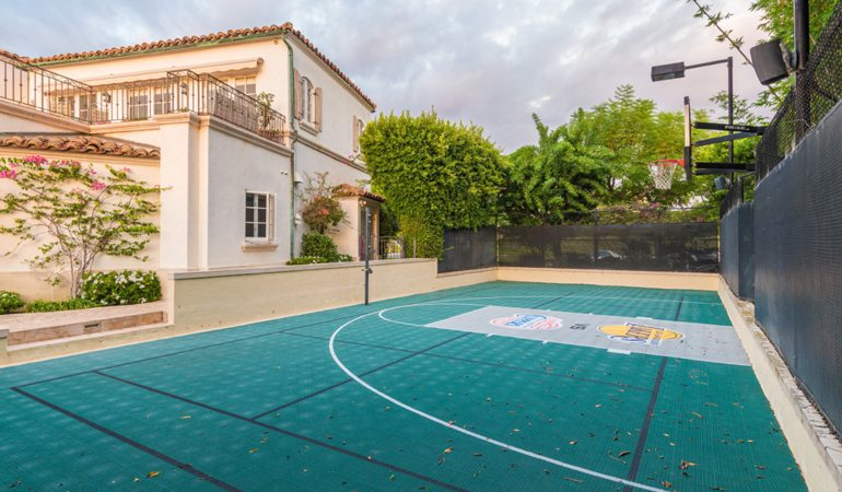 March Madness: 4 Ballin' Homes