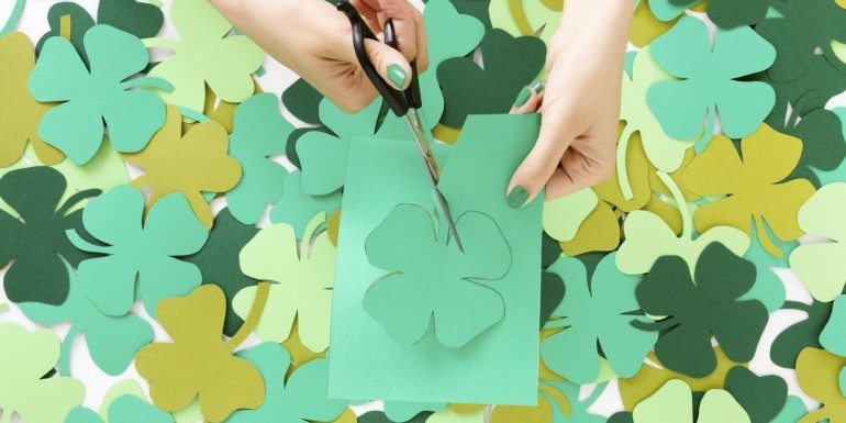 Four Lucky St. Patrick's Day Craft Ideas