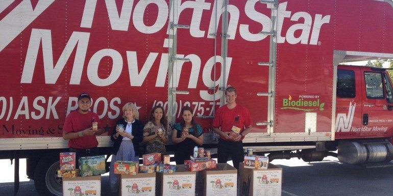 Coldwell Banker and NorthStar Moving Join Forces for 4th Annual Food Drive to Feed Hungry Kids