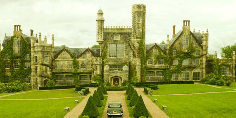 Coldwell Banker Real Estate Showcases the X-Mansion, Home of the X-Men
