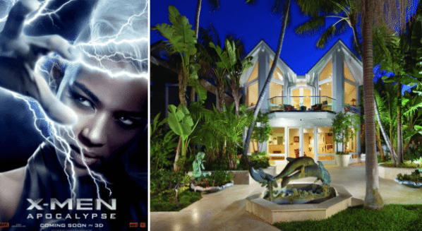 7 X-Cellent Homes From Around the World for the X-Men