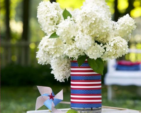 5 Ways to Add Red, White, and Blue
