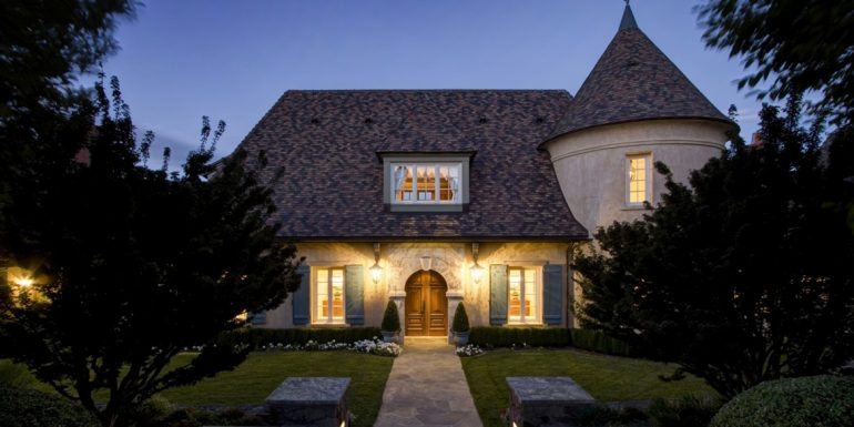 Home of the Week: 54-Acre French Country Estate in Napa Valley