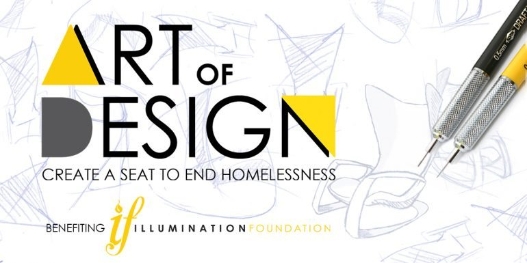 Coldwell Banker Sponsors Art of Design Event to End Homelessness