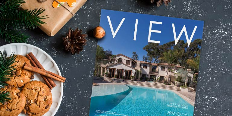 This Week's Edition of View Magazine Has Arrived!