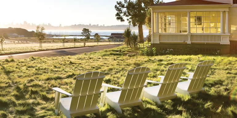 Cavallo Point Lodge: Beauty by the Bay