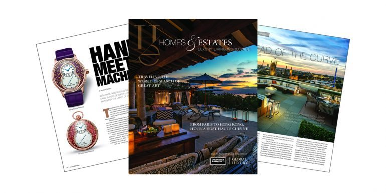 Just In: Homes & Estates Spring 2017