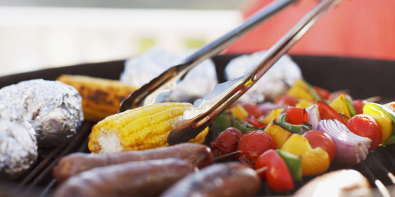 Fire Up the Barbecue for National Grilling Month