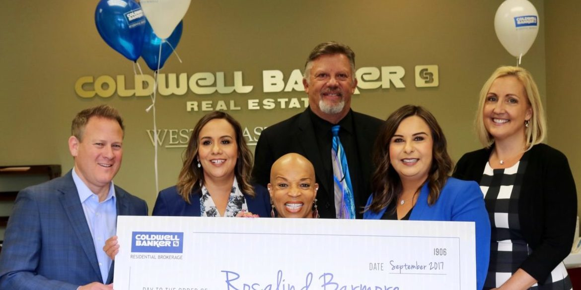 Coldwell Banker Residential Brokerage Announces $20,000 Summer Cash Giveaway Winner