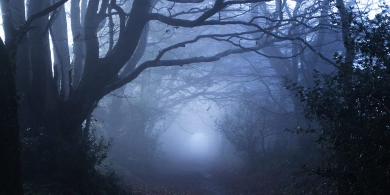 Southern California's Ghostly Trails