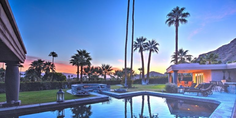 Home of the Week: Impressive Estate in Rancho Mirage