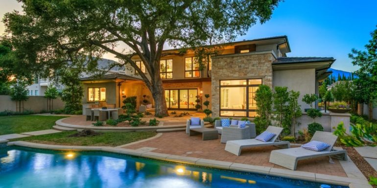 Home of the Week: Brand New Luxury Estate in Arcadia