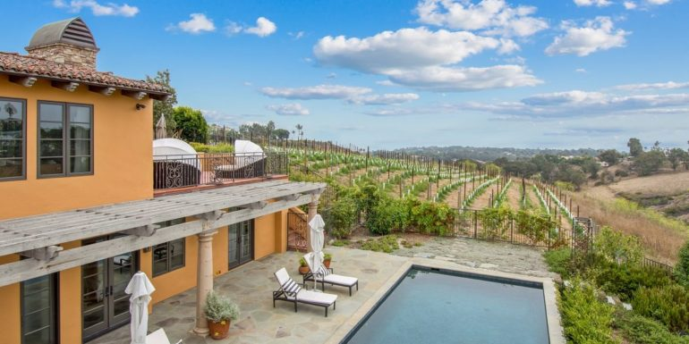 Home of the Week: Rare Malibu Vineyard Estate