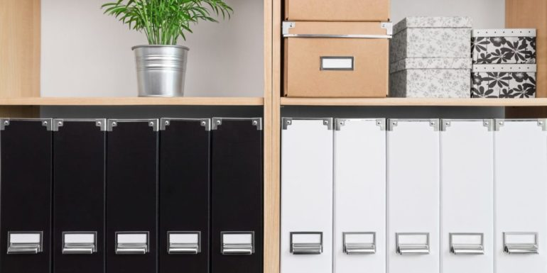 Spring Has Sprung And So Has Your Chance to Get Organized