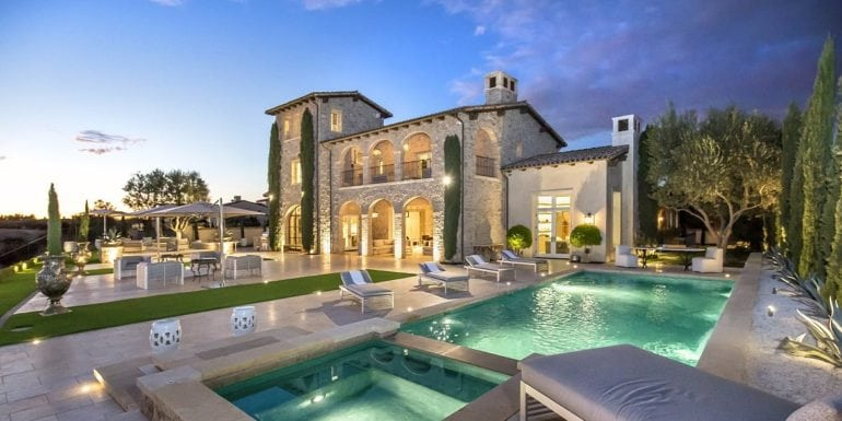 Home of the Week: Italian Inspired Estate