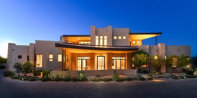 Featured Property: Architectural Gem in the Desert