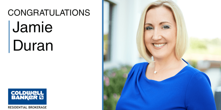 Jamie Duran Named President of Coldwell Banker Residential Brokerage Southern California
