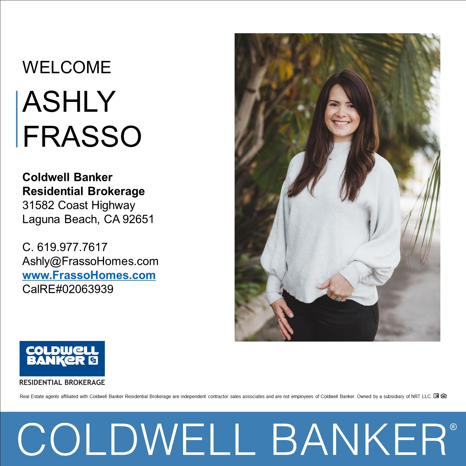 Ashly Frasso, Laguna Beach | Coldwell Banker Inside Out