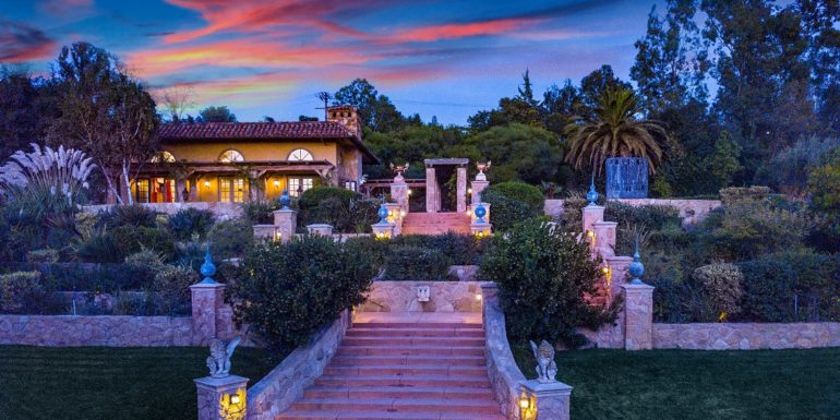 Home of the Week: Extraordinary Beverly Hills Estate