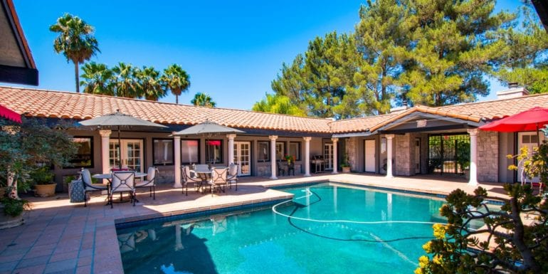 Home of the Week: Getty Villa-Inspired Property