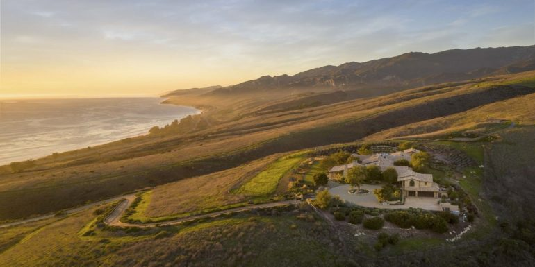 Home of the Week: Utmost Luxury and Natural Beauty on Gaviota Coast
