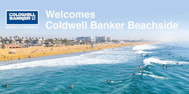Coldwell Banker Welcomes Affiliated Agents from Coldwell Banker Beachside Realtors®