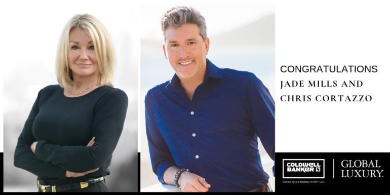LA Business Journal Names Coldwell Banker Agents to LA500