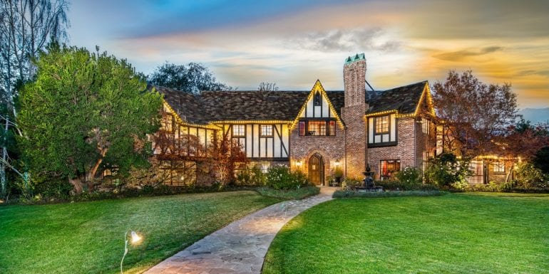 Home of the Week: English Tudor Estate