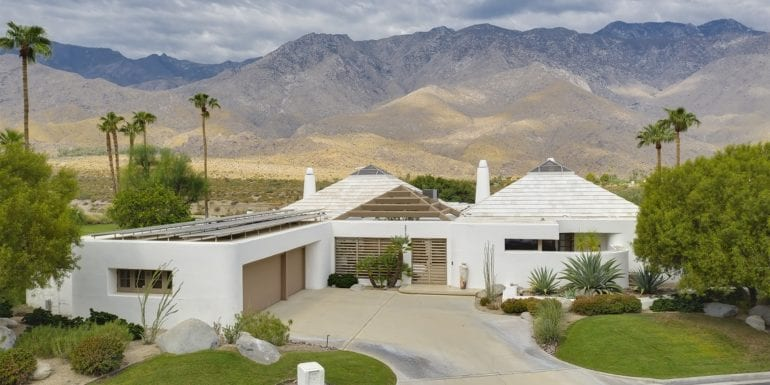 Home of the Week: Exceptional Vision in Palm Springs
